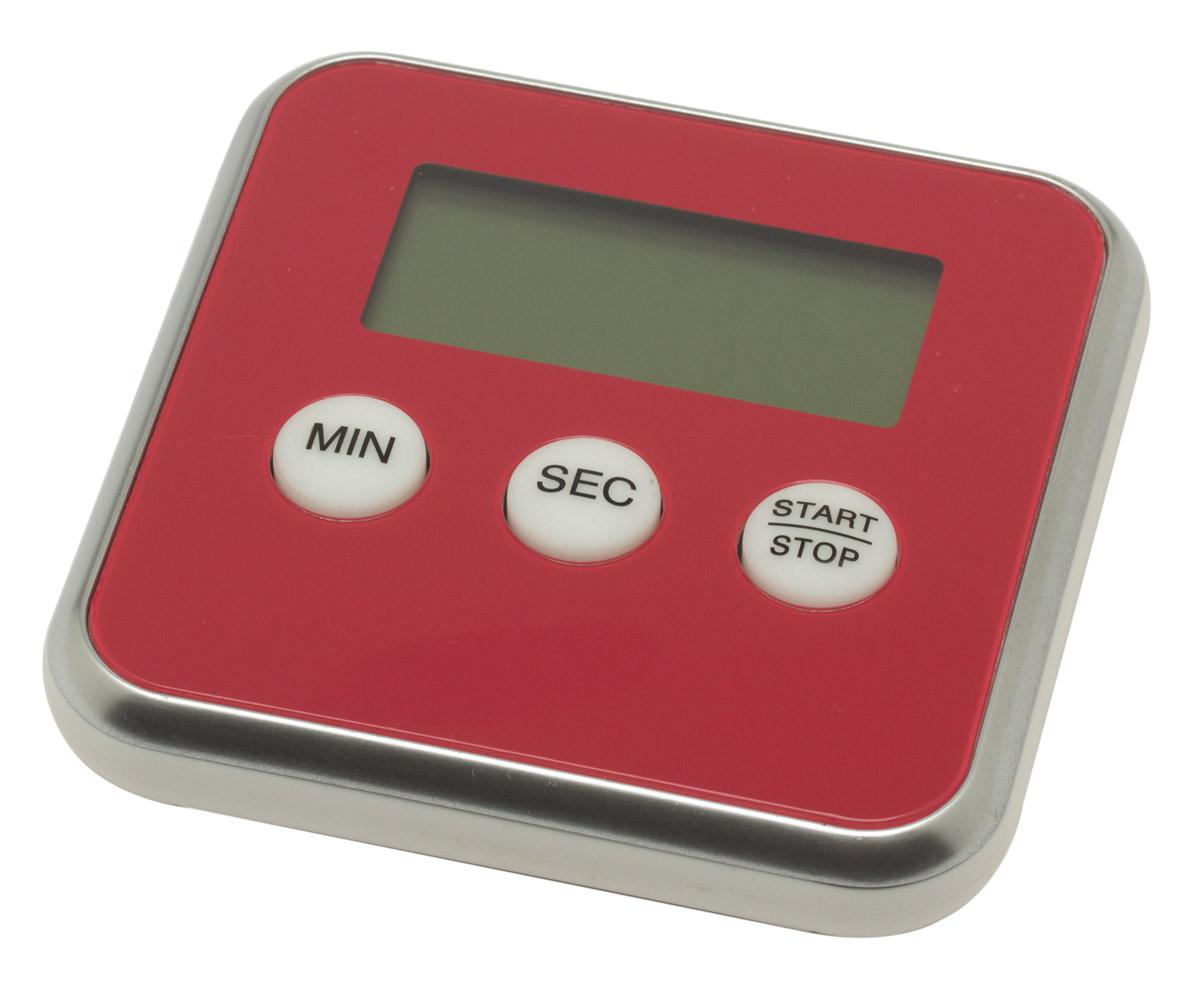 Maverick digitale kookwekker 8 cm rood
