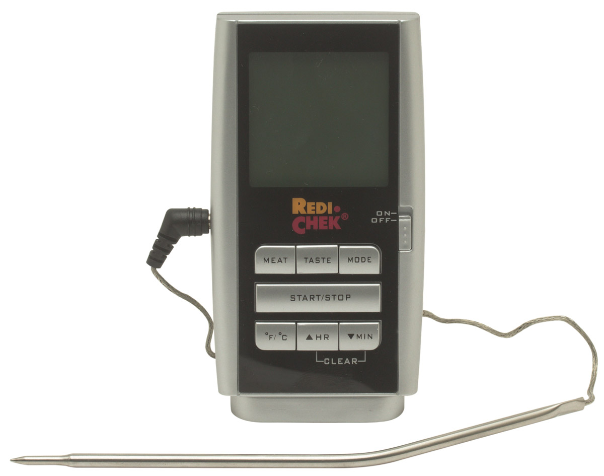 Maverick Redi Chek Roast Alert/3 sondethermometer 11,5 cm grijs