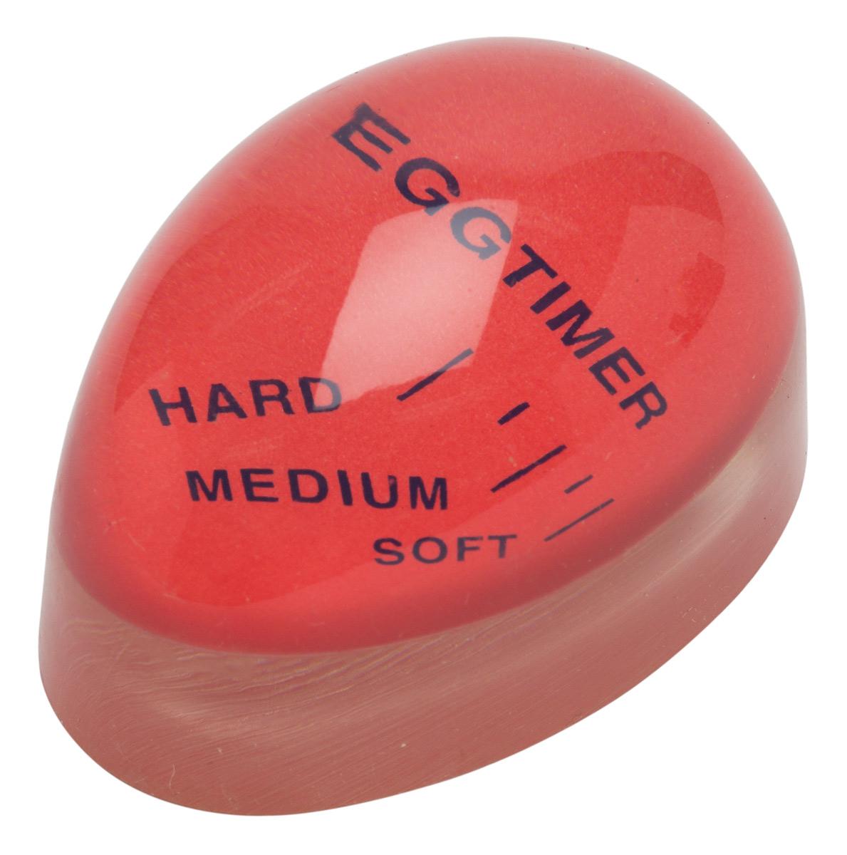 Maverick egg perfect timer ovaal rood