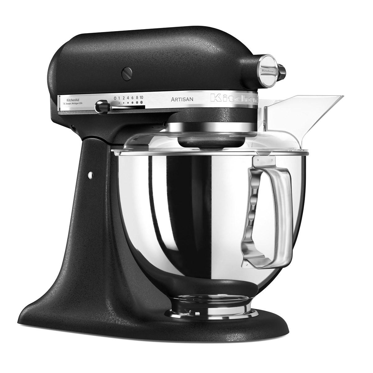 KitchenAid Artisan Elegance standmixer 4,8 liter Vulkaanzwart