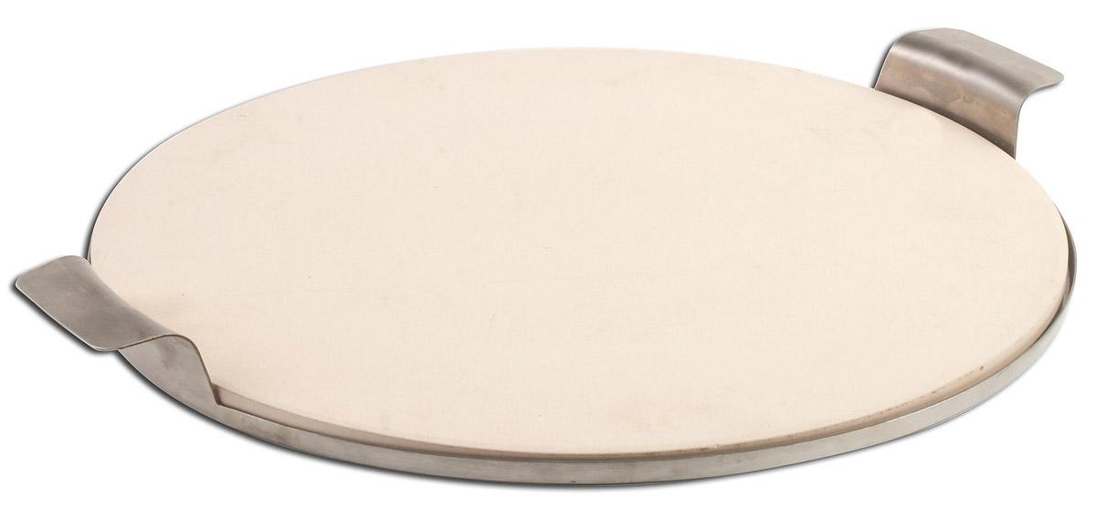 Pizzacraft pizzasteen met serveerplaat ø 38 cm keramiek